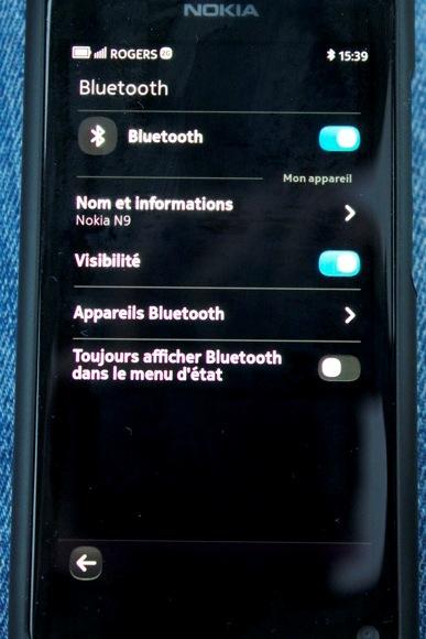 bluetooth N9